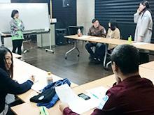 専門学校へ日本語講師派遣